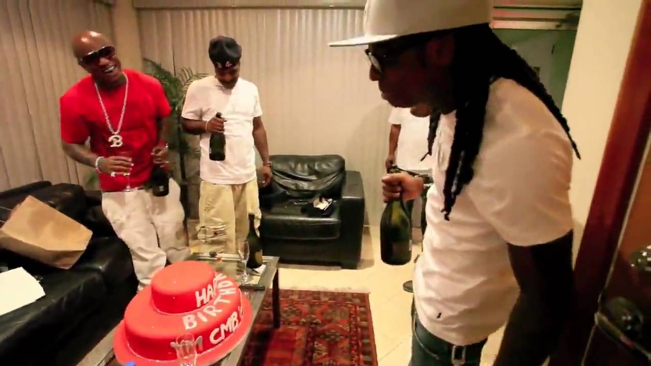 Birdman Gives Lil Wayne A 1 Million Dollar Watch 4 His