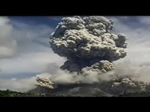 Warning erupt! Yellowstone super volcano, the scenario played out part1!!