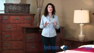 Broyhill Artisan Ridge Bedroom Collection