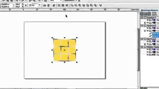 Уроки Корел. CorelDRAW для продвинутых. Рисование кубика Рубика (5) Хорошее качество видео уроки для