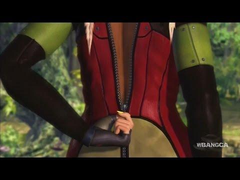 Final Fantasy X | HD - Rikku Revealed [Remaster]