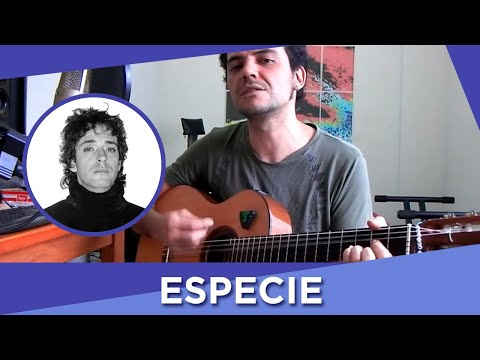 Especie – Cover de Gustavo Cerati por MartinoX