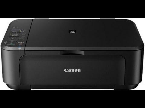 Как вставить краску в принтер canon
