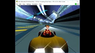 Cxbx-Reloaded Xbox Emulator - Pulse Racer Ingame! (fb5436e4)