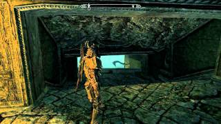 Repeat youtube video Skyrim - Killing Paarthurnax Alternate Quest