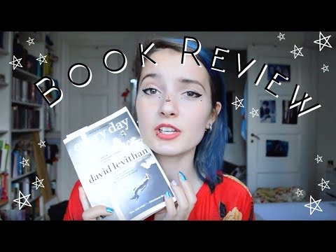 Everyday by David Levithan //BOOK REVIEW