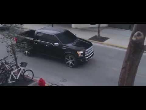 "2015 Ford F150 Platinum on 26"" CW-6's | Concavo Wheels | Key West"
