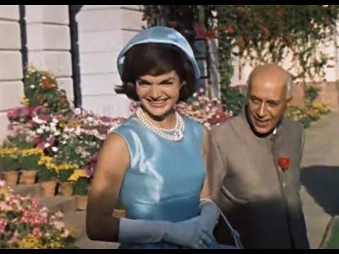"Reel America: ""Jacqueline Kennedy's Asian Journey"" (1962)"