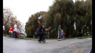 Invers Chch skate connection strikes again