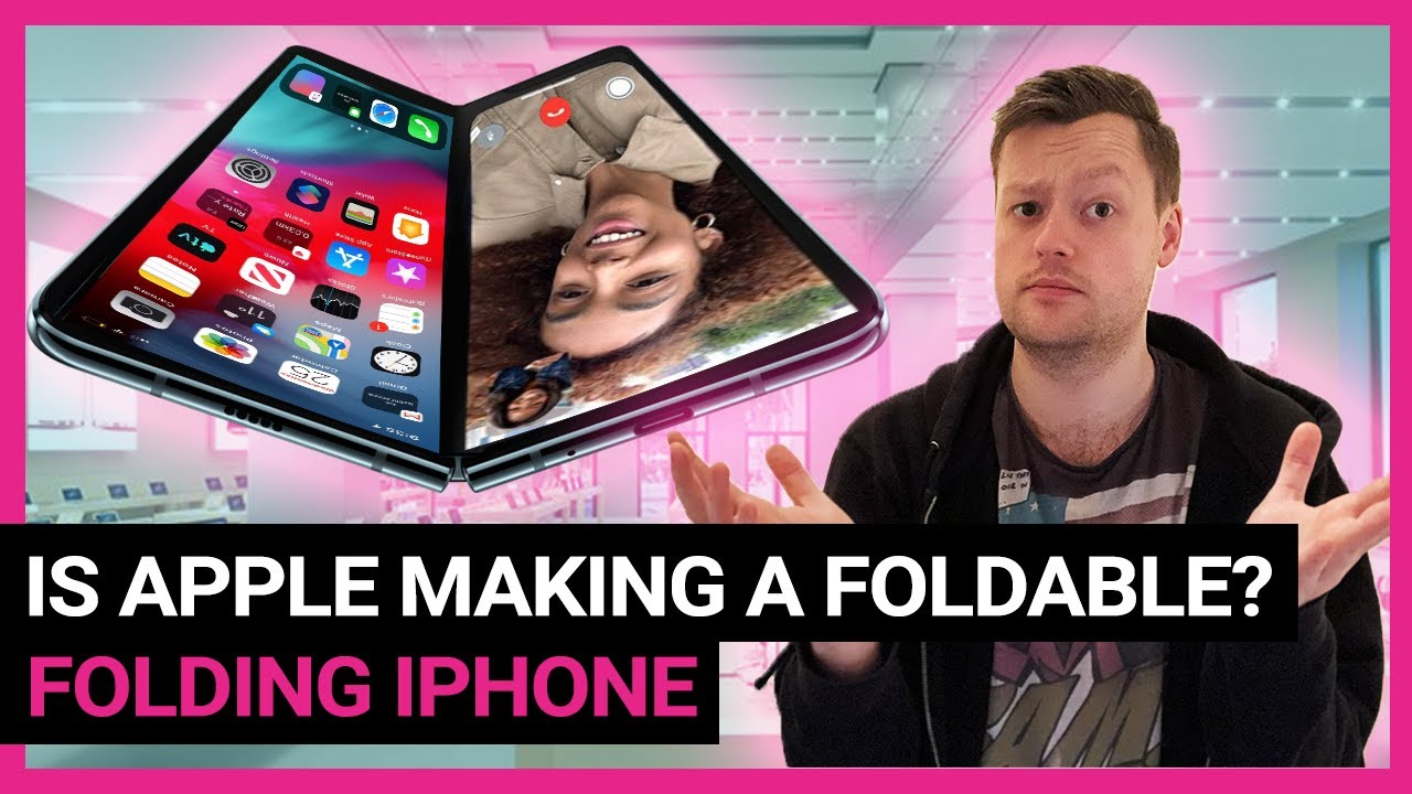 Are Apple Making A Foldable iPhone? - TechRadar