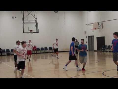 North Olmsted Rec Basketball - Jayhawks vs. Hoosiers