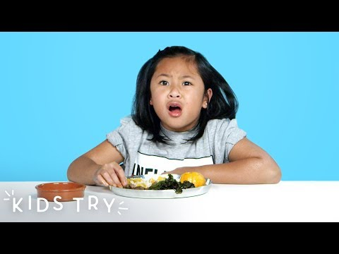 Kids Try Prison Food from Around the World | Kids Try | HiHo Kids