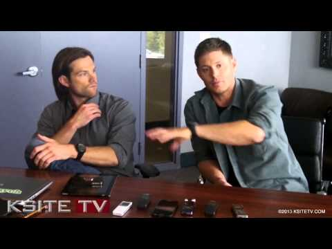 Supernatural On-Set Interview: Jensen Ackles & Jared Padalecki