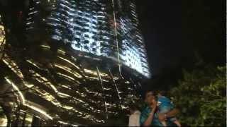 Syonz First Birthday @ Fazaris Restaurant , The Address Hotel ,Downtown Burj Khalifa,Dubai-PART 3