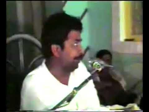 Zakir Hafiz Mohammad Ali ,Late ,yadgar Majlis At Barci Ulfat Shah Of Khushab