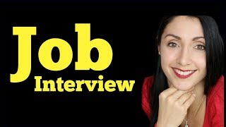 BEST JOB INTERVIEW Speaking Practice | Answer Common Interview Questions | English Speaking Skills