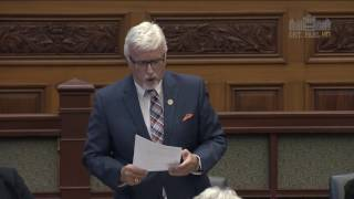 MPP Nicholls Asks Ontario to Provide Mental Health Treatment, Not Leave it to Police Services