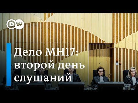 Суд по делу о крушении MH17. День второй