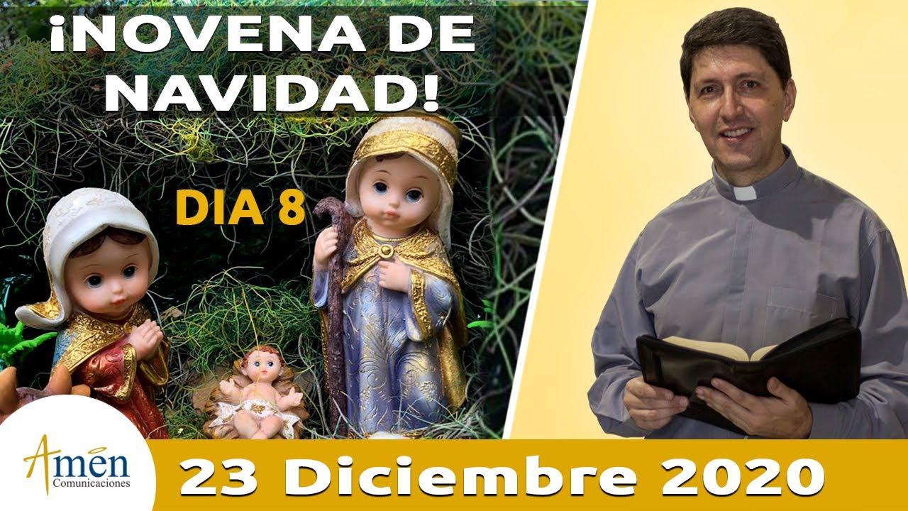 Download Padre Carlos Yepes Novena Navidad y Aguinaldos Dia 8. Miércoles 23 De Diciembre 2020.