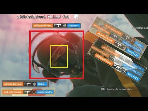 Hacker or Pro Player ? - Rainbow Six Siege Gameplay