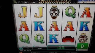 Mr Billionnaire (mise totale 20€)