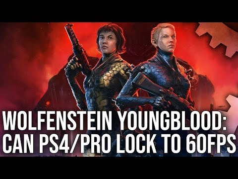 How Wolfenstein: Youngblood scales from top-end PC to
