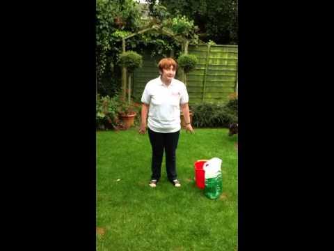 Jo Beckett Ice Bucket Challenge