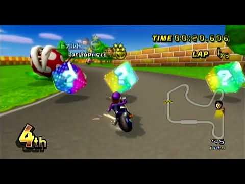Mario Kart Wii [MKWii (MKW)] - Wiimmfi Races 2-15-2018, featuring a VR destroyer