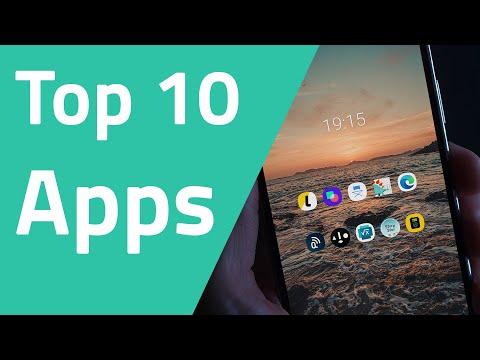 10 Apps, Die Du Haben Musst! (kostenlos Für Android & IOS)