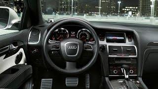 Қоғамда орын Audi Q7 (тәжірибе РДМ-Импорт)