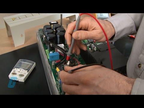 Galco Repairs: ABB ACH550 AC Drives - YouTube on