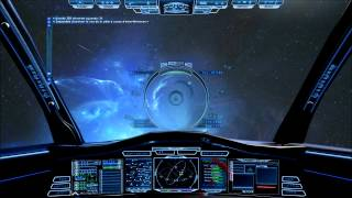 Evochron Mercenary - Planetary gameplay [1080p]