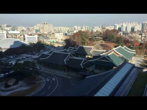 Korea Seoul shilla hotel 서울 신라호텔