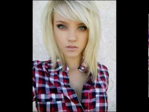 Stacked Bob Hairstyles With Bangs । Stacked Bob Hairstyles