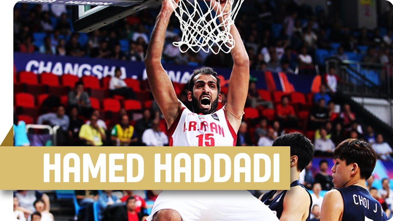 Hamed Haddadi mixtape - the beast from the east