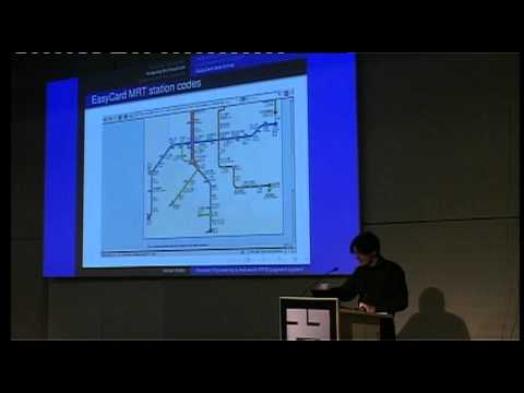 27c3: Reverse Engineering a real-world RFID payment system (en)