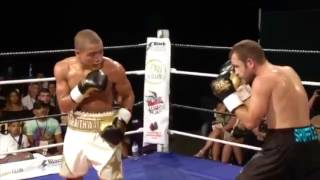 MARCEL BRAITHWAITE vs LUKE FASH - BBTV - Commentary