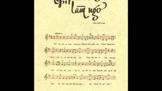 Gặp Nhau Làm Ngơ- Thúy An ft Guitarist Sang Huỳnh