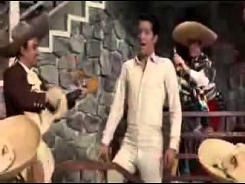 Elvis Presley cantando en español - Elvis Presley singing in spanish