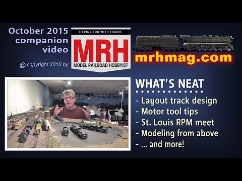 St. Louis RPM and track planning | Model railroad tips | Model Railroad Hobbyist | MRH