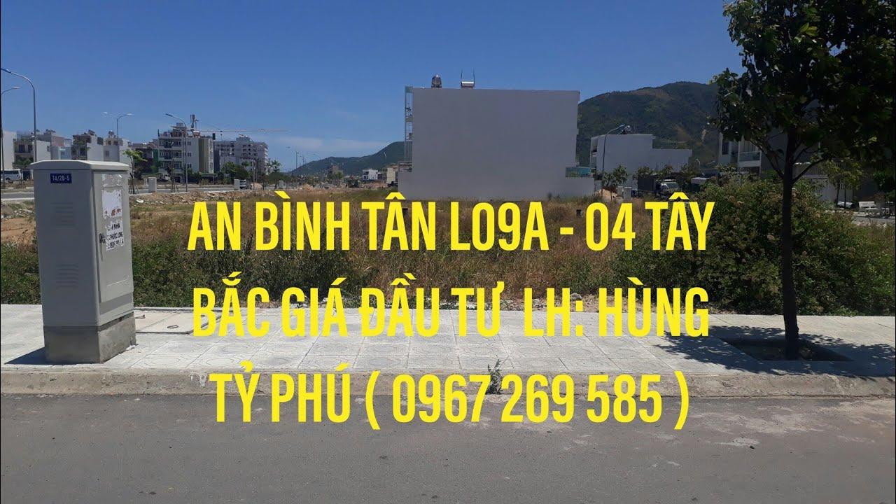 Bán Đất Khu Đô Thị An Bình Tân Nha Trang L09a-04 Giá Đầu Tư