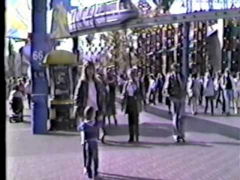 Rare Videos of Expo 86 pt 1