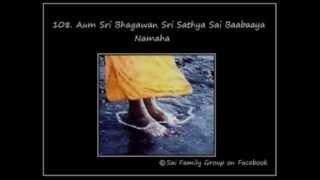 108 Names of Bhagawan Sri Sathya Sai Baba