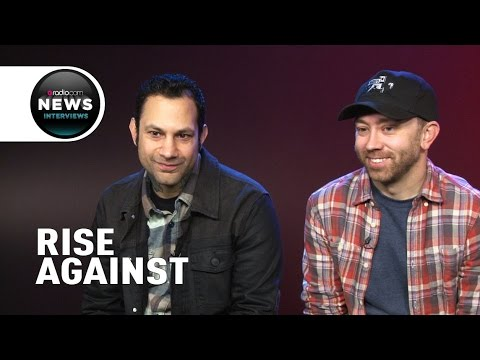 Rise Against Discuss Tom Morello's Advice