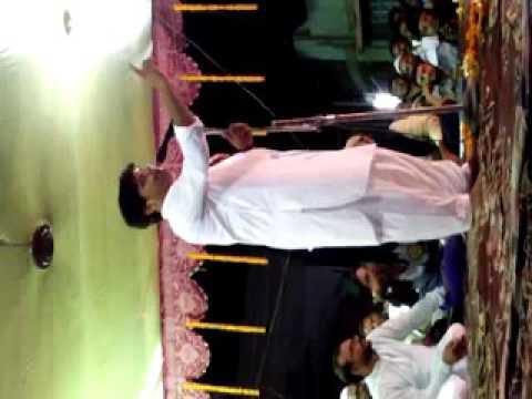 Imran Partapgarhi latest Mushaira chatra