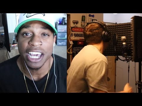 THIS IS REAL!!! Iamtherealak - Lucky You (Remix) REACTION/BREAKDOWN