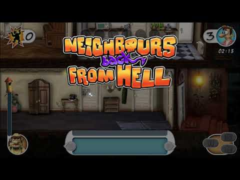 Neighbours Back From Hell #1 بالعربي |
