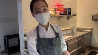 19 Questions with chef Qi. Know your chef