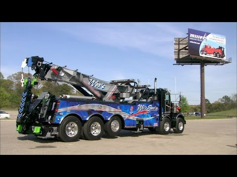Large Tow Trucks | How It's Made