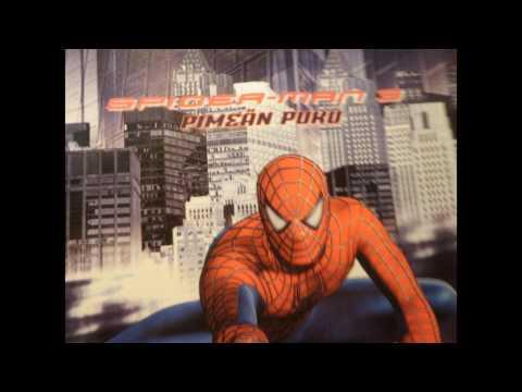 spider man 3 pimeän puku Musiikkisatu